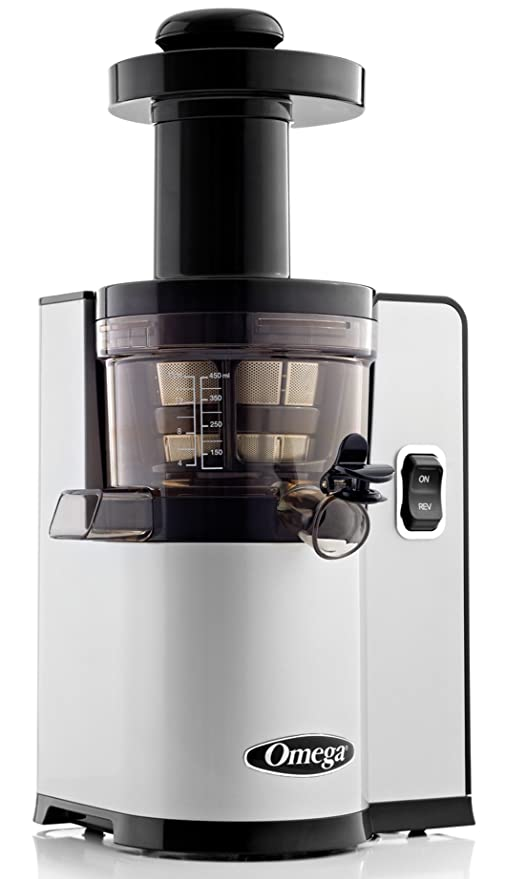 Omega Vert exprimidor lento vsj843qs, cuadrado versión, plata Juicers: Amazon.es: Hogar