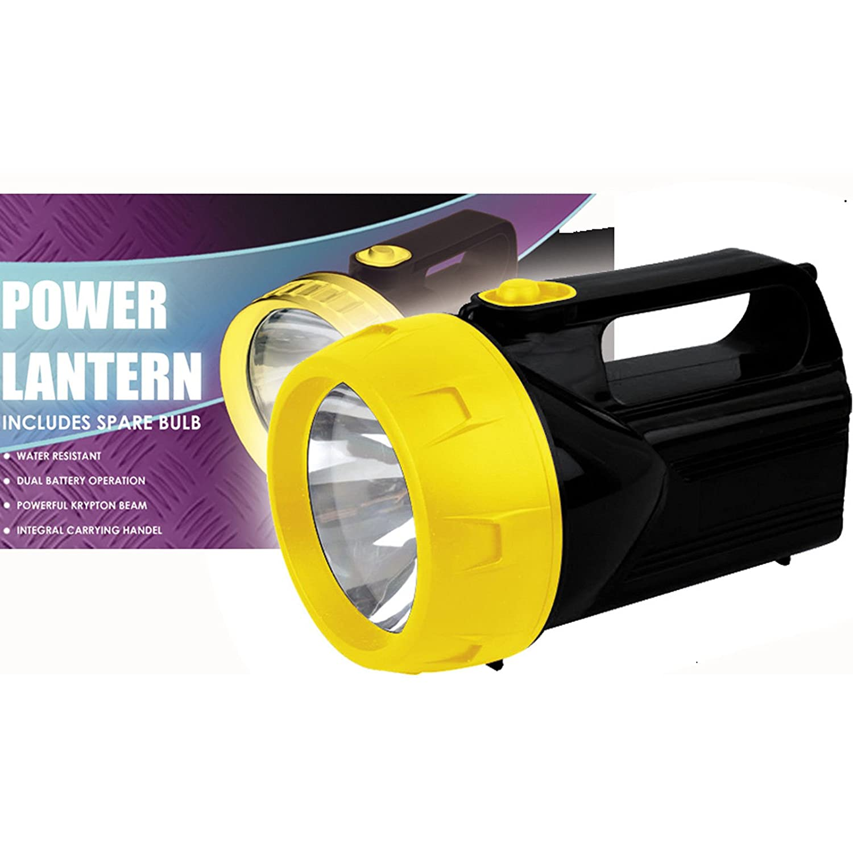 Heavy Duty Torch High Output Lantern POWER LANTERN ( Tourch) MegaValue®