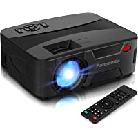 Deals on Pansonite Mini Projector 5200 Lux Portable Projector