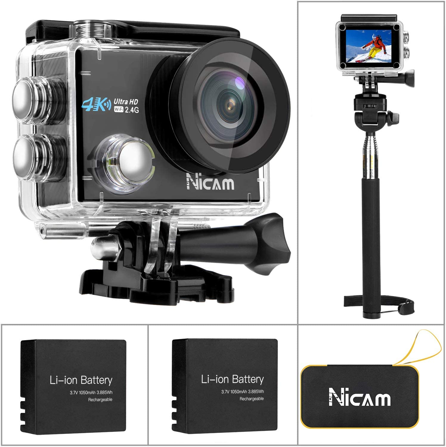 Top 15 Best Gopro For Kids (2020 Reviews & Buying Guide) 14