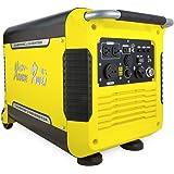 XtremepowerUS 3000 Watt Digital Inverter Powered Generator, 5V USB