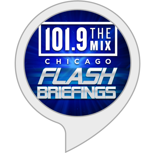 101.9 The Mix Chicago Flash Briefing