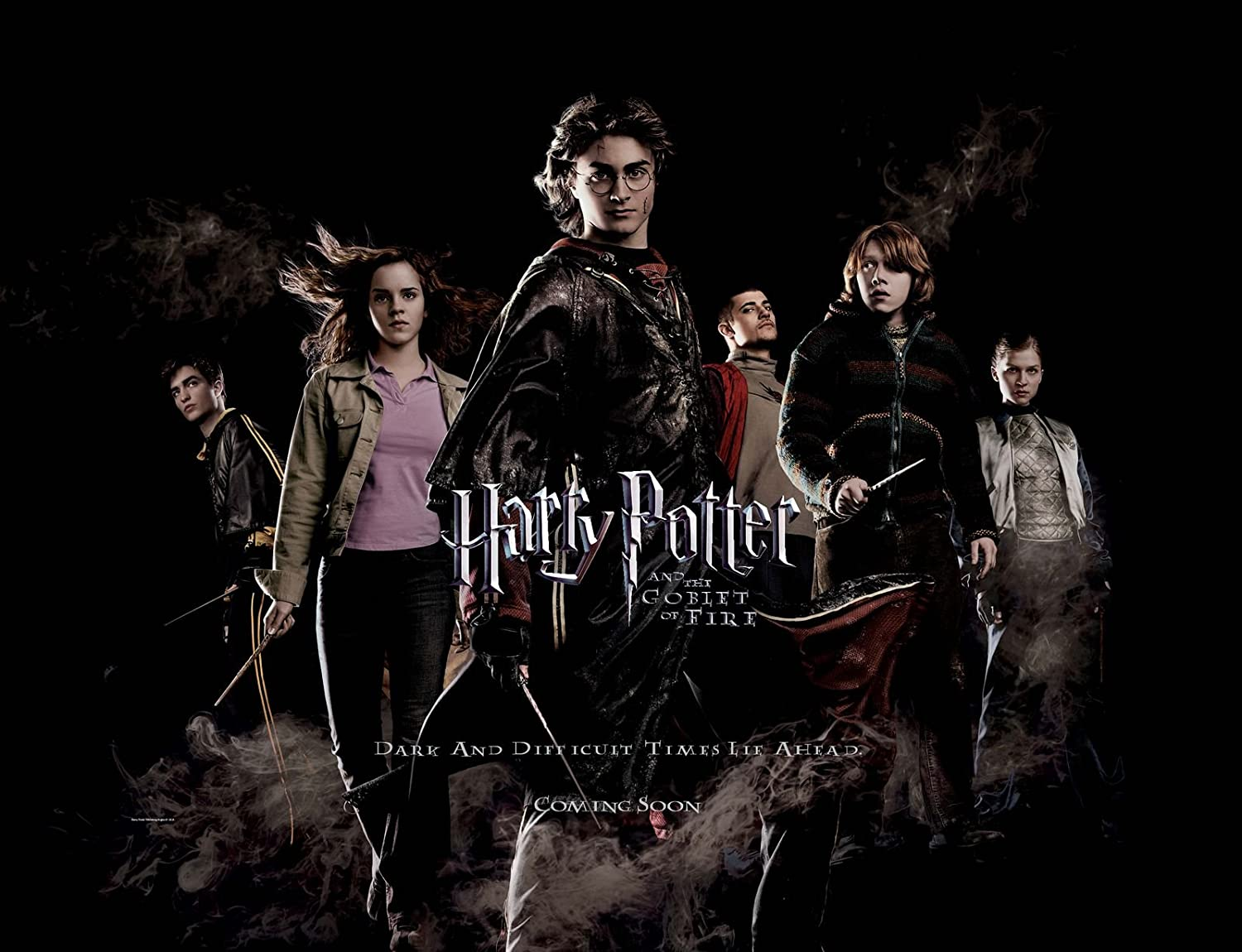 A4 A3 A2 A1 A0| Harry Potter And The Goblet Of Fire Movie Poster Print T464