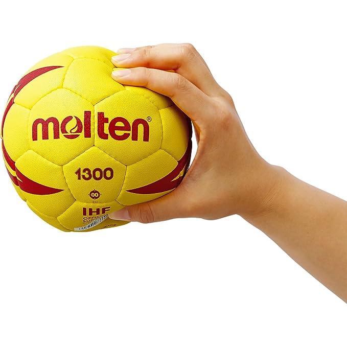 MOLTEN Goalchaball - Pelota de Balonmano: Amazon.es: Deportes y ...