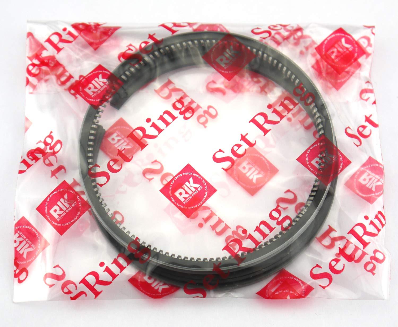 V1505 Riken Piston Ring Set STD 78mm for KUBOTA D1105 V1505-78