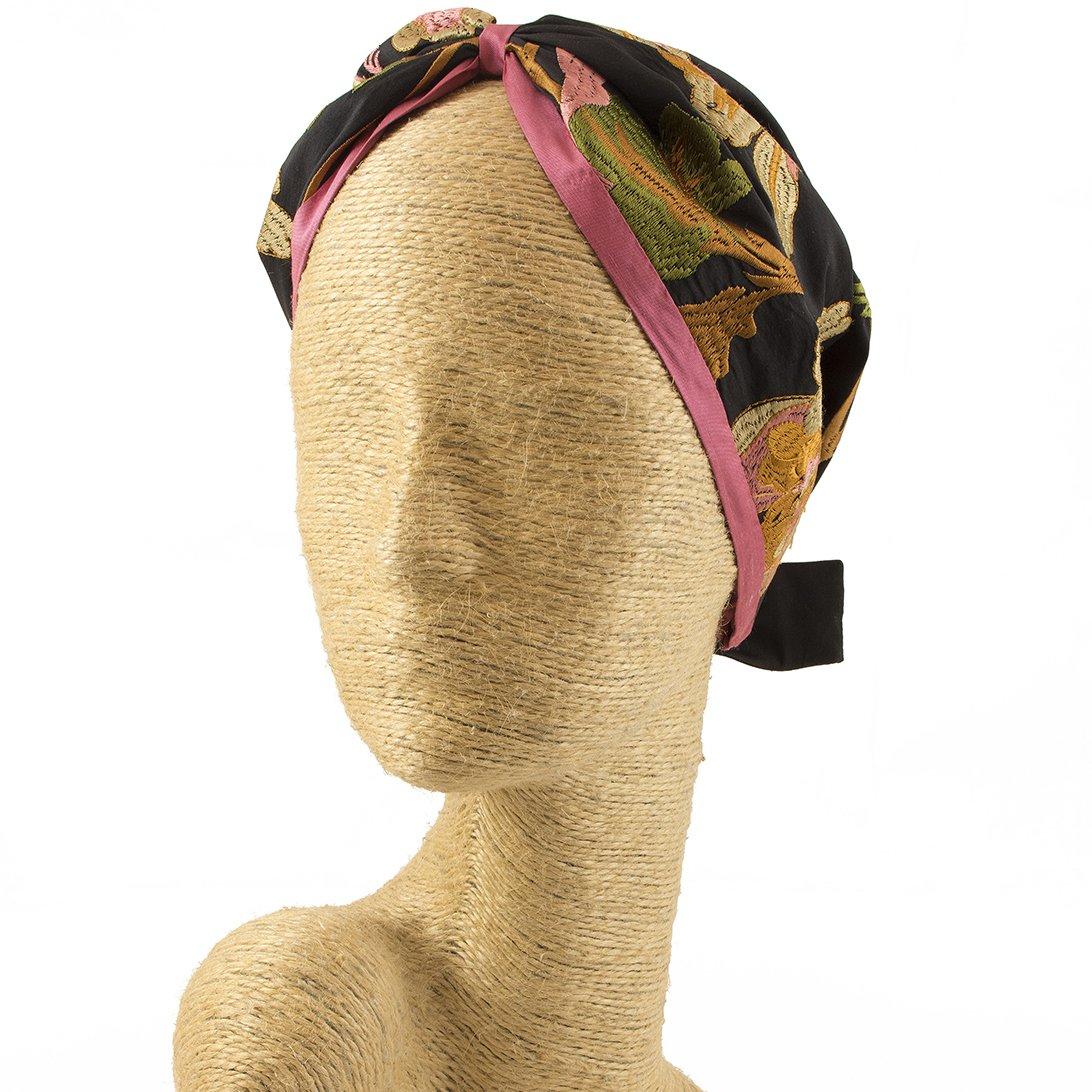 Fascinator, Silk Headbands, Millinery, Worldwide Free Shipment, Delivery in 2 Days, Animal Print Fabric, Leopard, Head wrap, Bohemian Accessories, Boho Chic, Gift Box