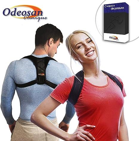 Odeosan Clinique Corrector de Postura para Espalda, Hombro y ...