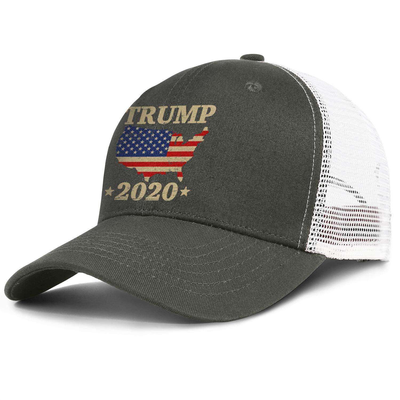Baseball Caps for Men Ball Cap Dad Hats JDHASA Trump-45-Squared-2020-Second-Presidential-Term