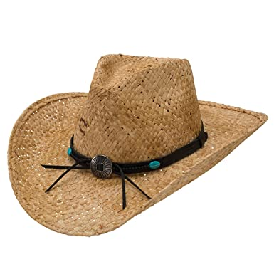 aab559841 Charlie One Horse Tin Penny N Straw at Amazon Men's Clothing store: