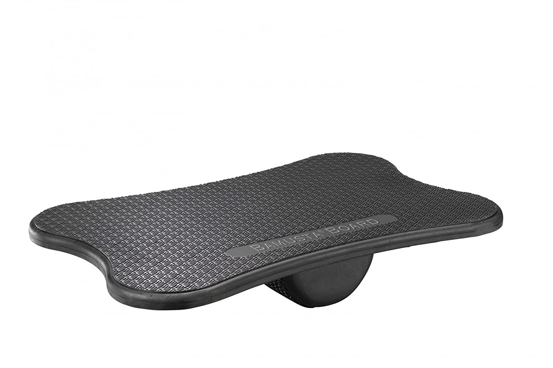 Trendy Sport Bamusta Jaque Balance-Board, Gymnastikboard, Reha-Stepper in schwarz