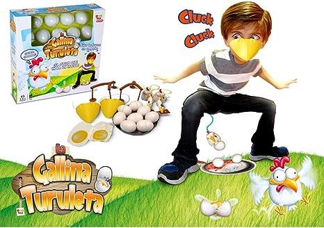 IMC Toys-La Gallina Turuleta, Miscelanea (94864): Amazon.es: Juguetes y juegos