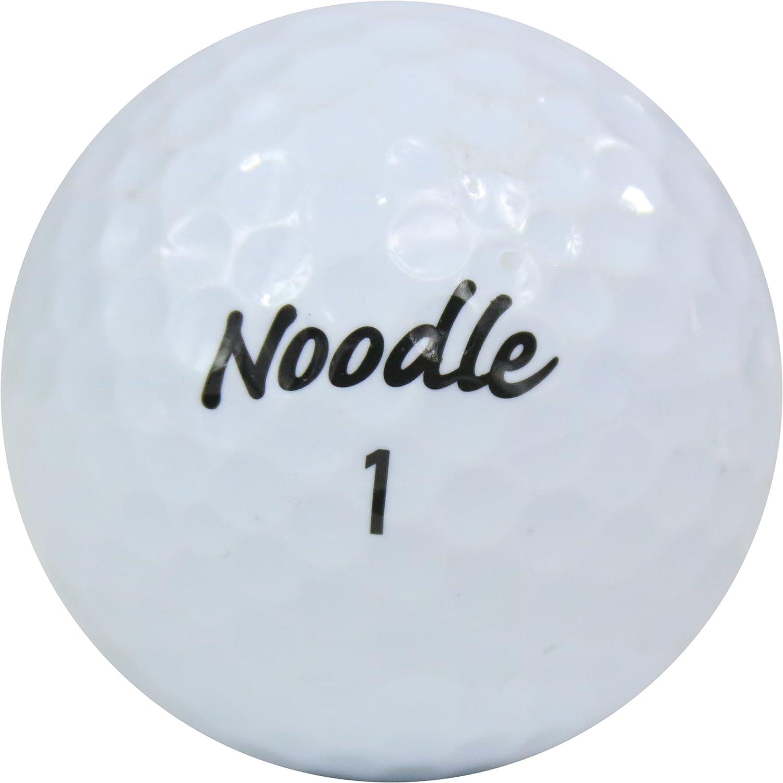 144テーラーメイドNoodle Mix – 値( AAA )グレード – リサイクル( used )ゴルフボール B074JC35Z4