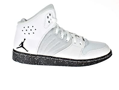 3c0ece59d Amazon.com | Jordan Boys 1 Flight 4 Prem BG Perforated High-Top ...