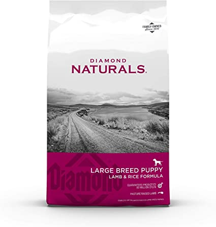 Diamond Naturals Premium Large Breed Formulas
