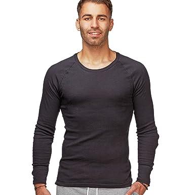 af21e91f7cf5f8 Herren Langarmshirt   Longsleeve slim fit aus feiner Baumwolle - Langarm  Shirt   Long Sleeve mit