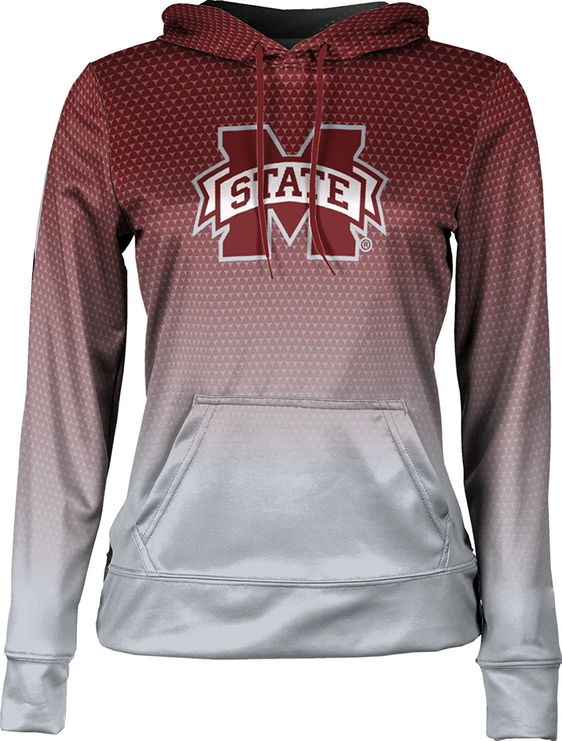 Zoom ProSphere Mississippi State University Girls Zipper Hoodie School Spirit Sweatshirt