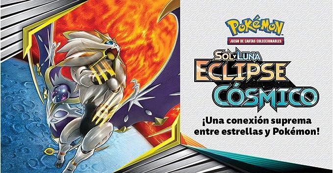 Pokemon - Caja entrenador Elite Sol y Luna Eclipse Cósmico (Bandai ...