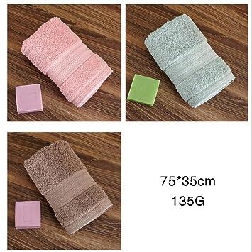 ZLR Toalla blanda de algodón suave, cara de lavado, uso doméstico, engrosamiento,