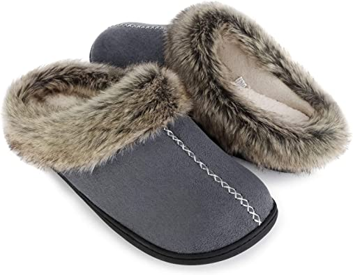 Cozy Memory Foam Slippers with