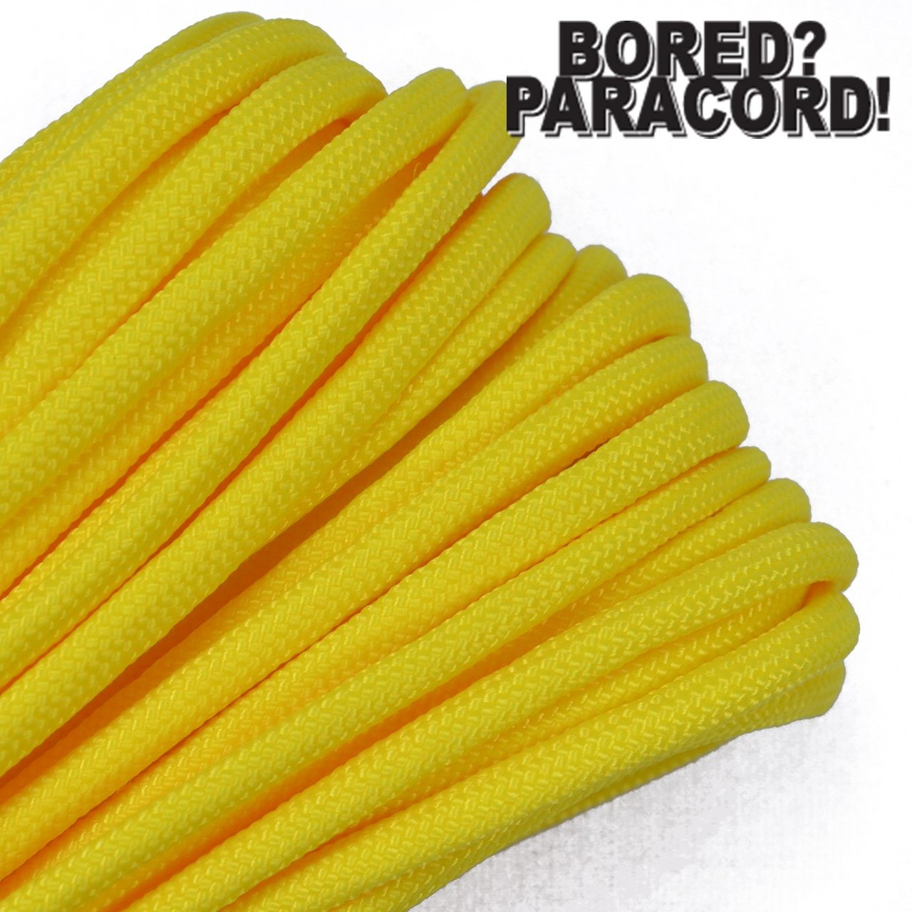 100 ft Over 300 Colors BoredParacord Brand 550 lb Paracord