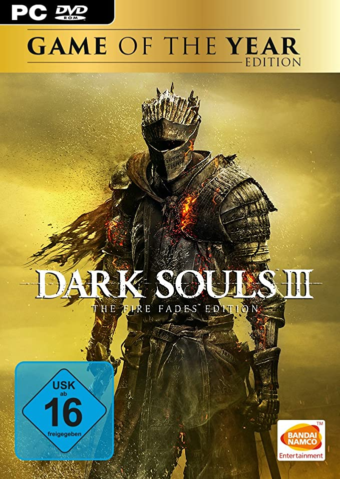 Dark Souls 3 - The Fire Fades Edition [Importación Alemana]