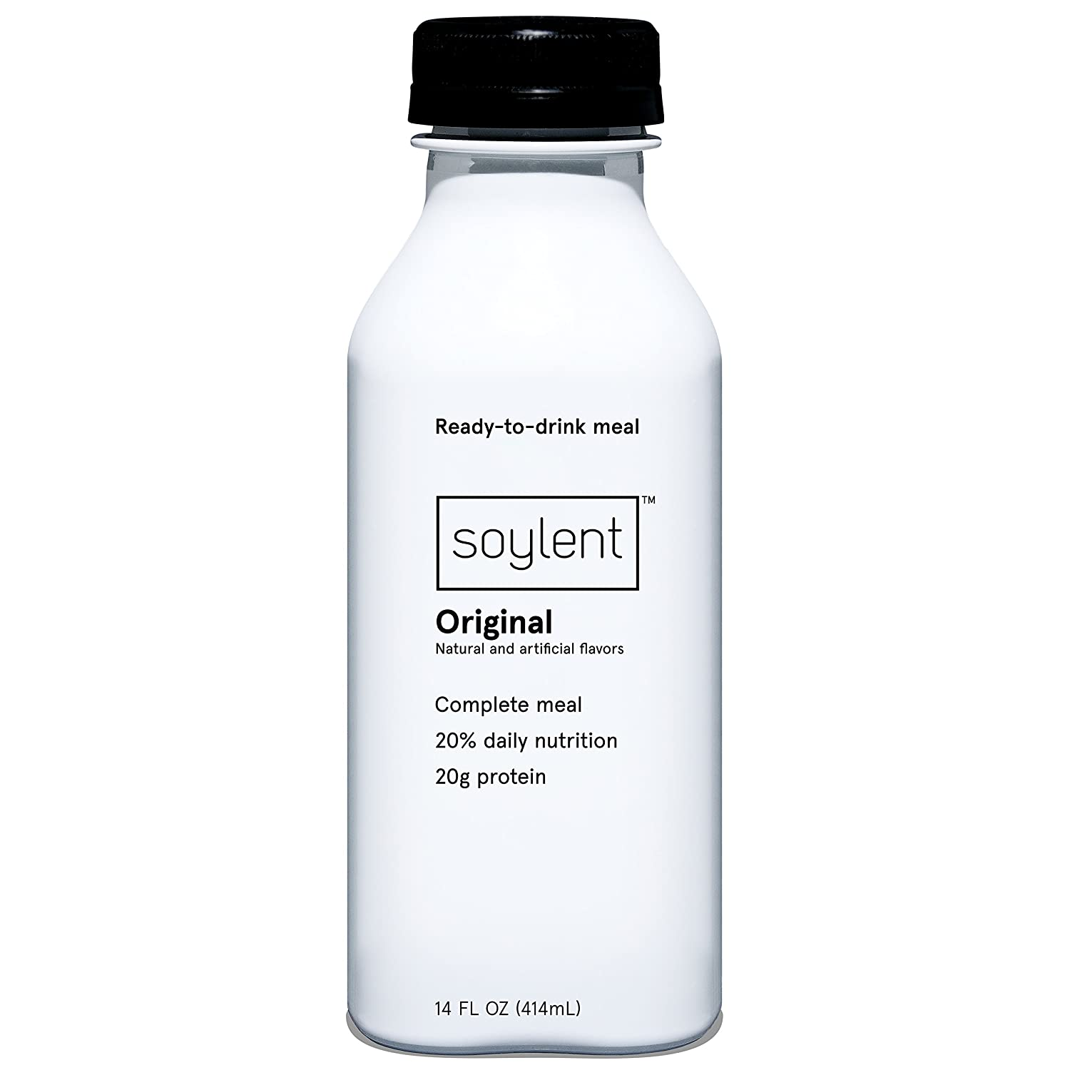 0867e0a651 Amazon.com: Soylent Meal Replacement Drink, Original, 14 oz Bottles, 12 Pack:  Prime Pantry
