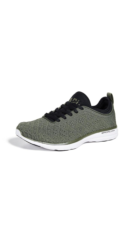 APL: Athletic Propulsion Labs Women's Techloom Phantom Sneakers B07FF31YSN 9 B(M) US|Fatigue/Black/White