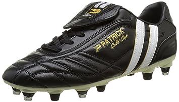 Bota Patrick Gold Cup 14 Talla 40, Color Negro