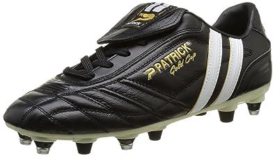 71e9a1235 Amazon.com | Patrick Soccer Shoes Black | Soccer