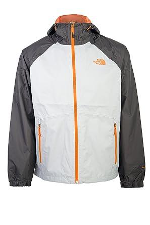 14611d199 THE NORTH FACE Bedero Men's Jacket in Grey/Orange 2016