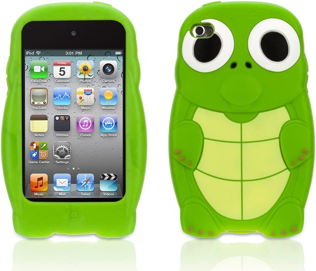 Griffin Faces iPod Touch case 4th Generation Blue iPod 4g