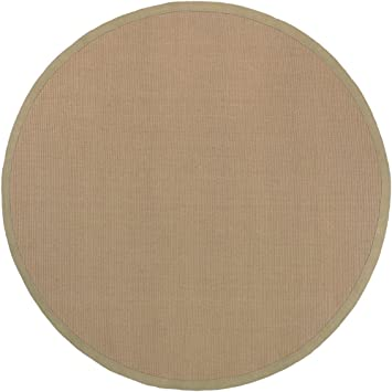 Amazon.com: Chandra Bay bay-beige – Alfombra (7 9 Ronda ...
