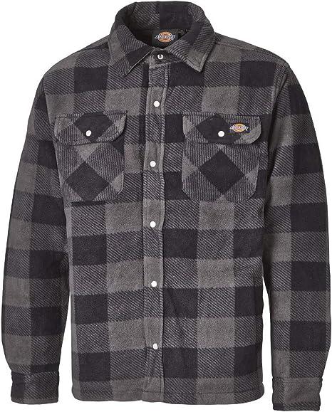 Camisa térmica Dickies Portland SH5000 tamaños, Camisa de leñador/Camisa de Trabajo/Chaqueta de otoño/Chaqueta de Invierno: Amazon.es: Ropa y accesorios