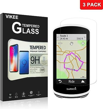 3 Pack] Garmin Edge 1030 Protector de Pantalla, VIKEE HD Clear ...