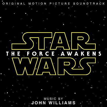 'Star Wars: The Force Awakens' soundtrack