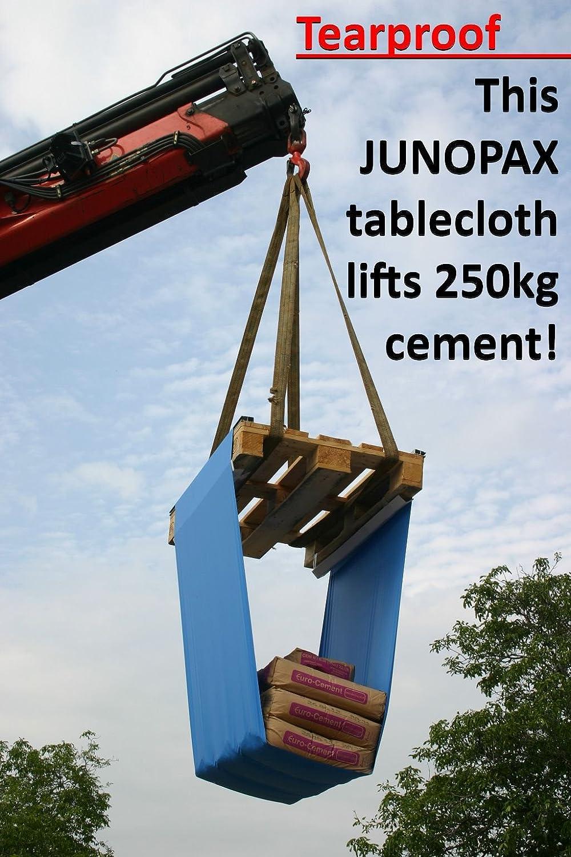 Resistentes al Agua y al roce JUNOPAX 50m x 0,20m Caminos de Mesa F/útbol