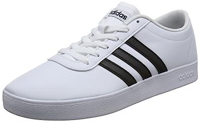 best service 8bce1 ff016 adidas Easy Vulc 2.0 B43666, Chaussures de Skateboard Homme, Blanc  NegbásFtwbla 000