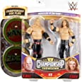 WWE Kane vs Edge Championship Showdown 2-Pack 6-in / 15.24-cm Action Figures Monsters of the Ring Battle Pack for Ages 6 Year