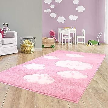 Taracarpet Kinder Teppich für Das Kinderzimmer Bueno Hochwertig mit ...
