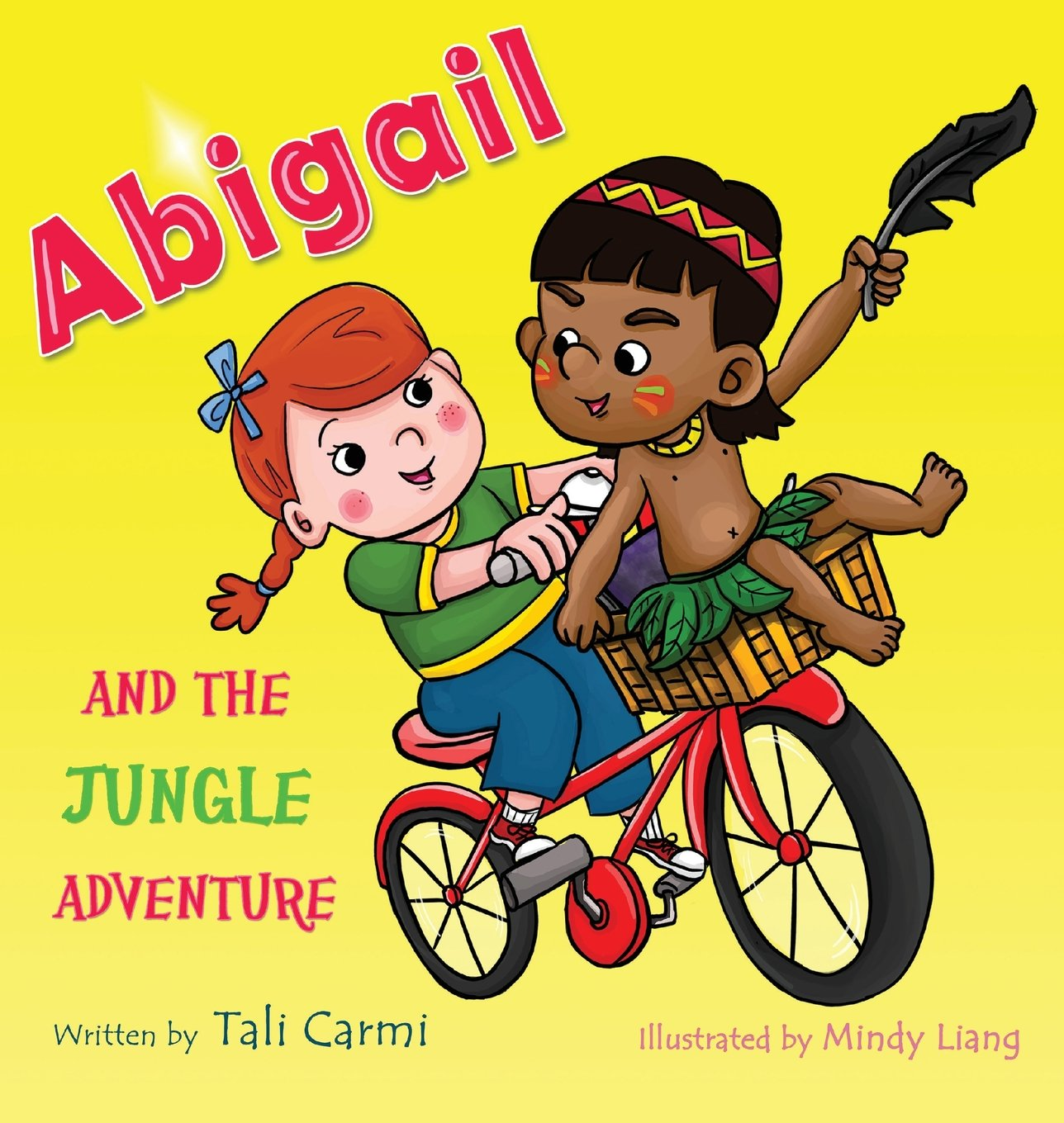 Abigail and the Jungle Adventure Abigail and the Magical ...