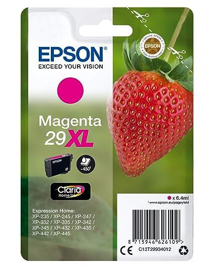 Epson C13T29934022 - Cartucho de tinta: Amazon.es: Oficina y ...
