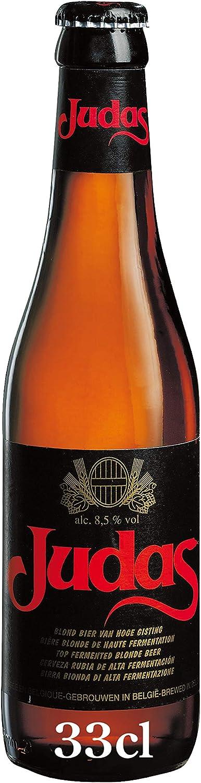 Judas Cerveza - Pack de 12 Botellas x 330 ml - Total: 3.96 L: Amazon.es: Alimentación y bebidas