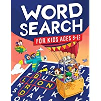 Word Search for Kids Ages 8-12: Awesome Fun Word Search Puzzles With Answers in the End - Sight Words   Improve Spelling…