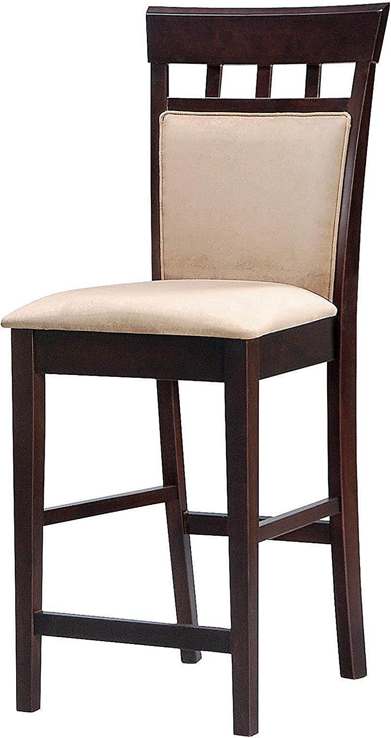 Coaster Home Furnishings CO- Counter Height Stool, 24