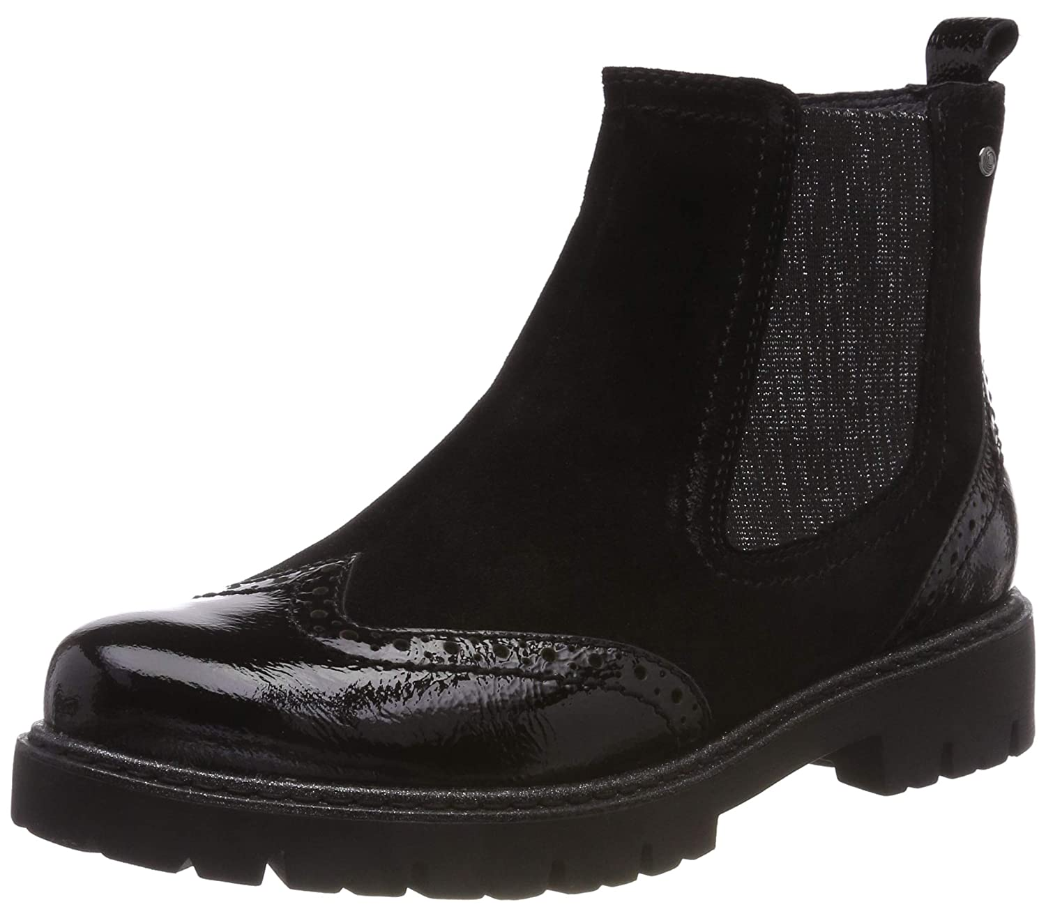 Be Chelsea Natural Damen 25400-21 Chelsea Be Stiefel 73a148