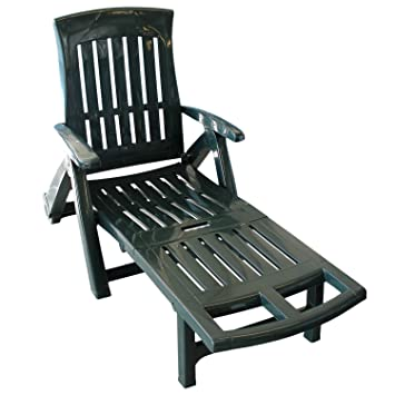Chaise longue transat bain de soleil chaise pliante chaise longue ...