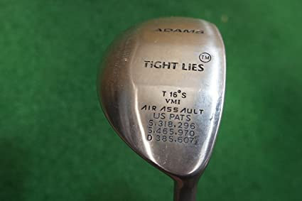 Adams Tight Lies Air Assault Fairway - Palo de golf (madera ...