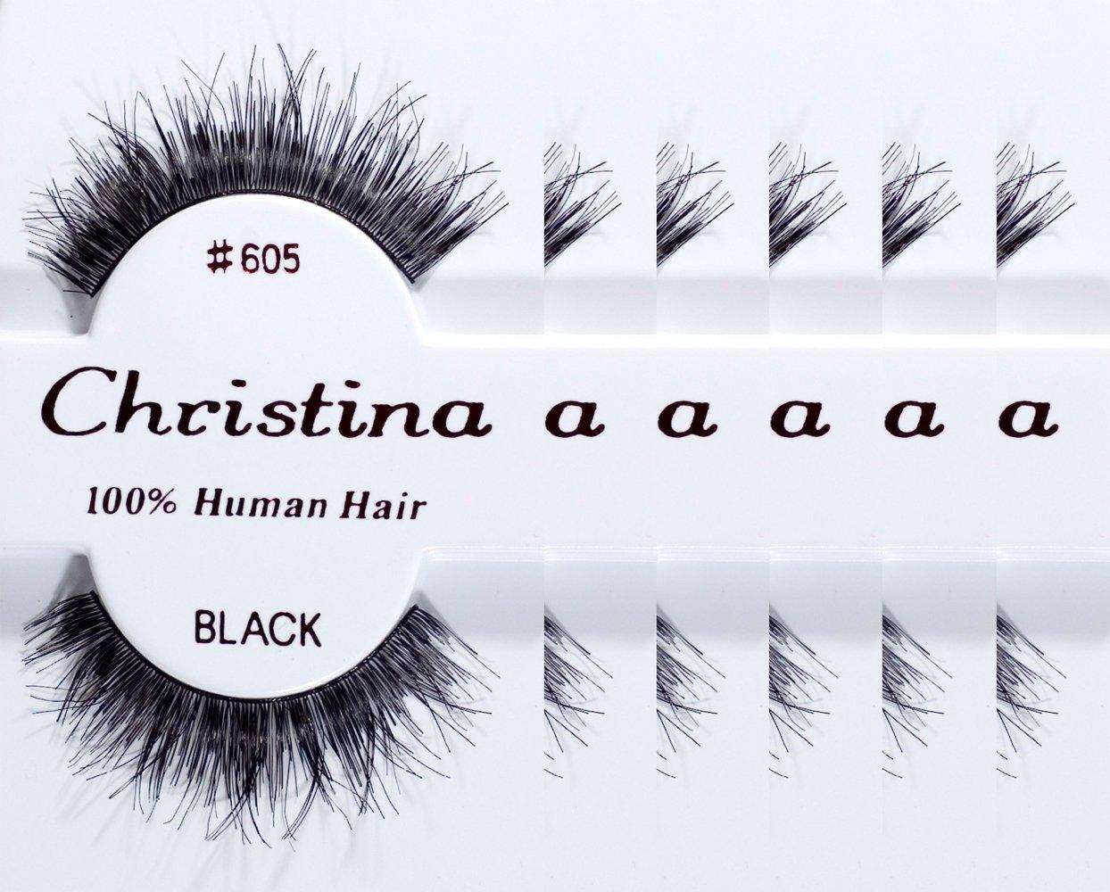 18packs Eyelashes   1805 Christina  Buy Online in Montenegro at ...