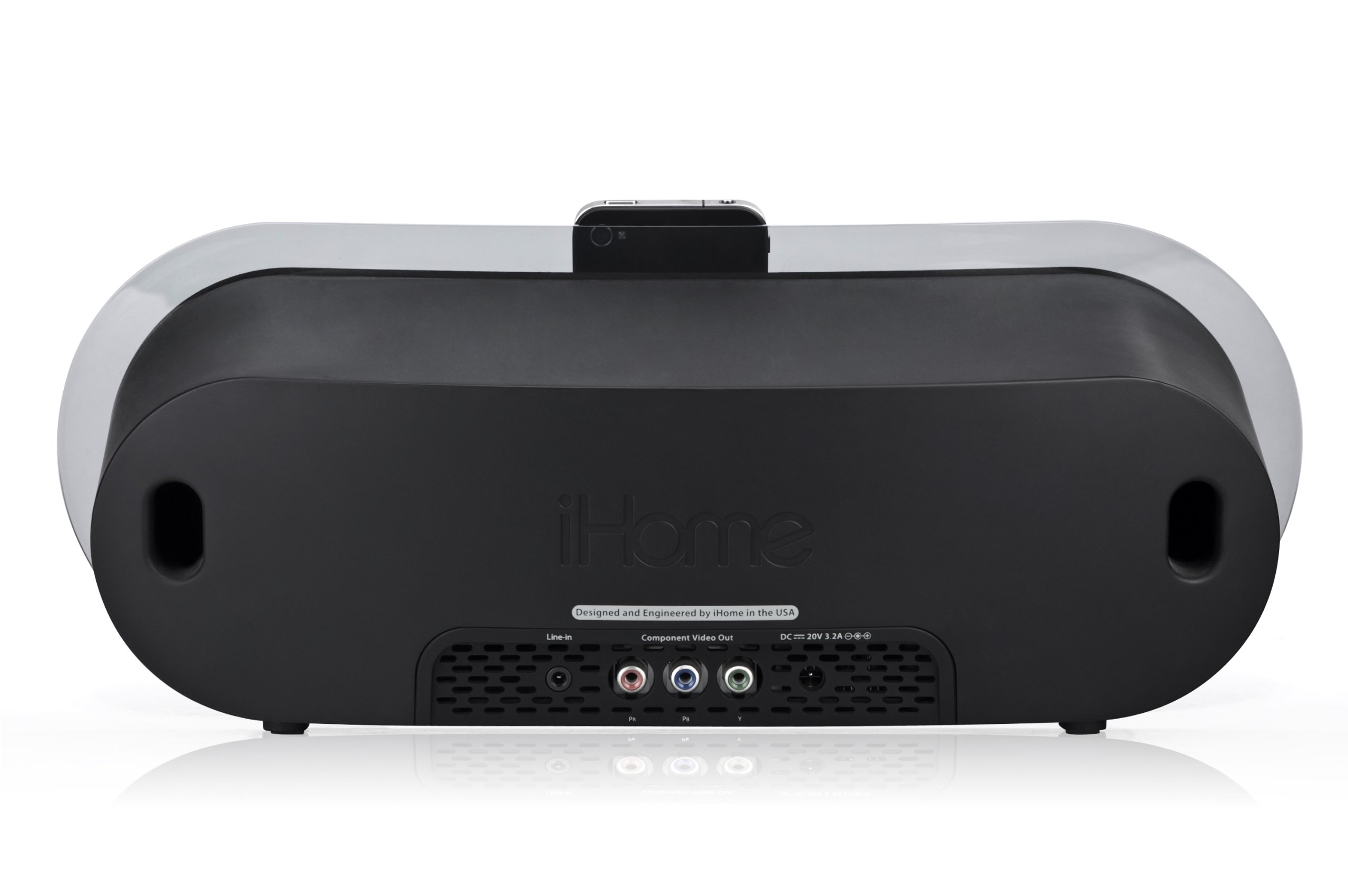 iHome iP3 Studio Series Audio System for iPhone/iPod by Sound Design (Image #2)