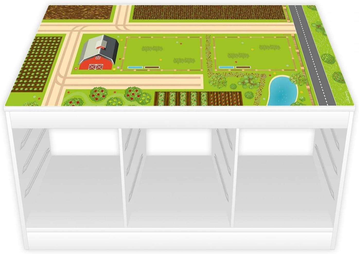 nikima – Película de juego/lámina de muebles para Ikea Trofast ...